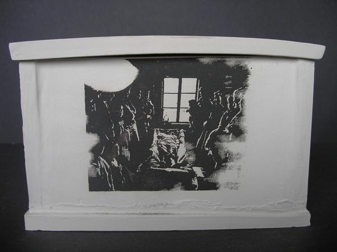 screen printed inner box